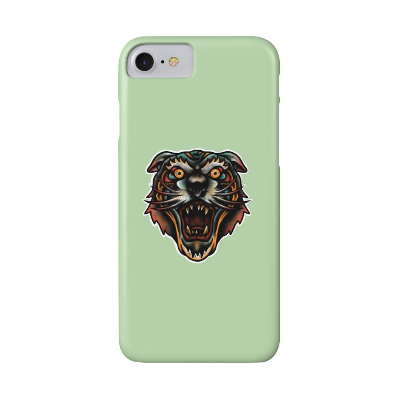 Tiger fighter Accessories Phone Case by barmalisiRTB
