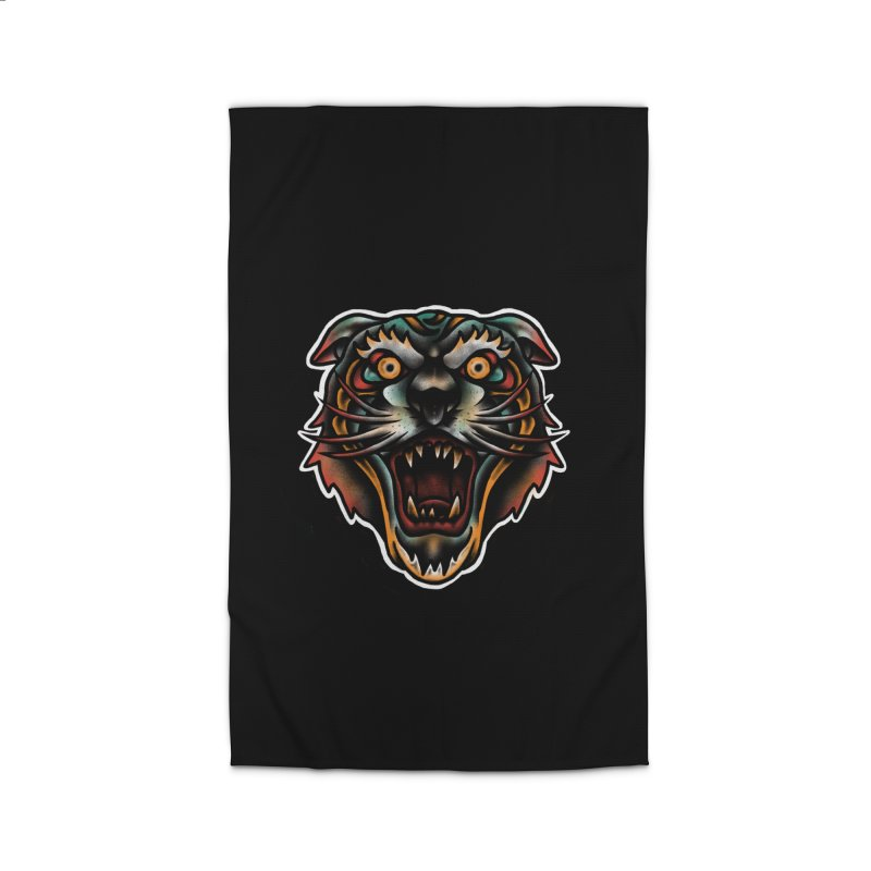 Tiger fighter Home Rug by barmalisiRTB