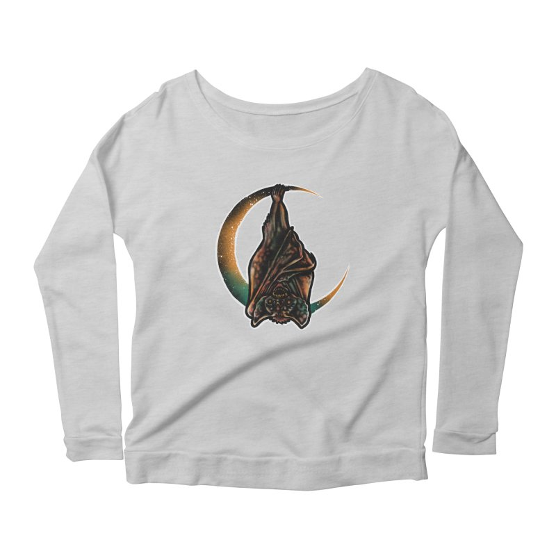Time to Wake Up Women's Scoop Neck Longsleeve T-Shirt by barmalisiRTB