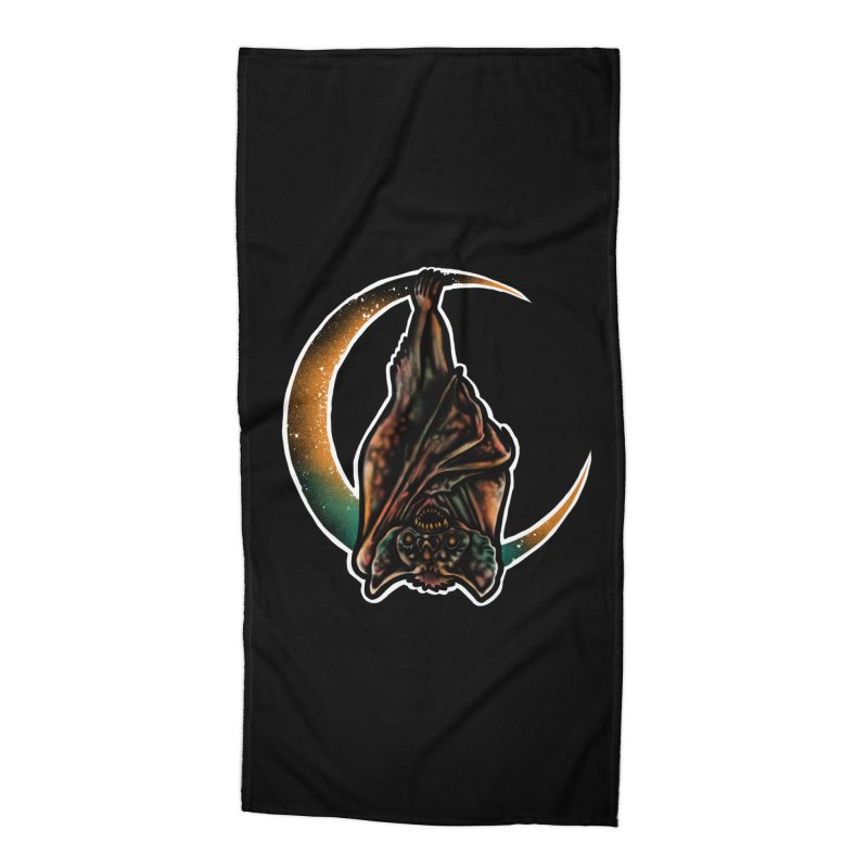 Time to Wake Up Accessories Beach Towel by barmalisiRTB