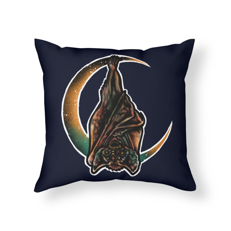 Time to Wake Up Home Throw Pillow by barmalisiRTB
