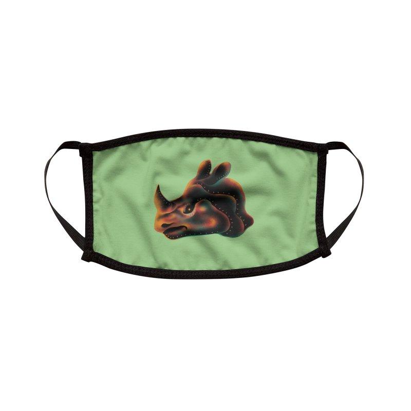 Rhino strength Accessories Face Mask by barmalisiRTB
