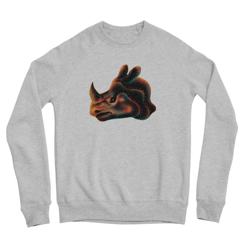 Rhino strength Women's Sponge Fleece Sweatshirt by barmalisiRTB