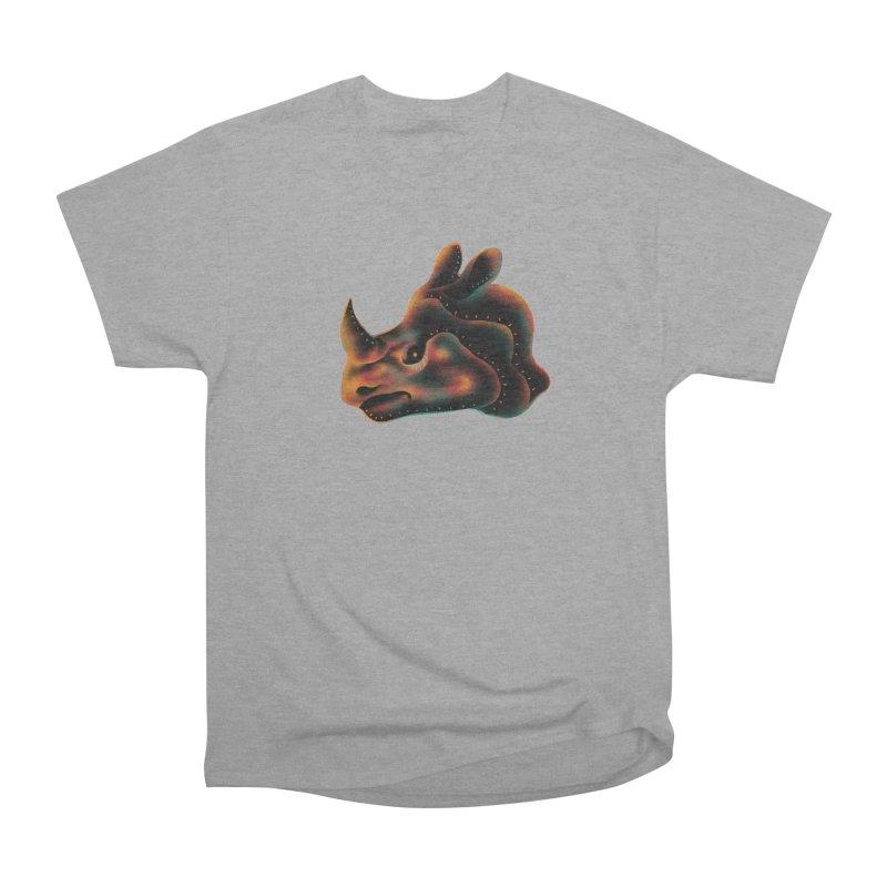 Rhino strength Women's Heavyweight Unisex T-Shirt by barmalisiRTB