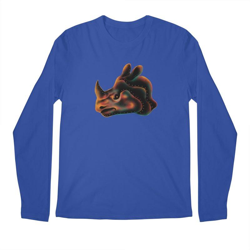 Rhino strength Men's Regular Longsleeve T-Shirt by barmalisiRTB