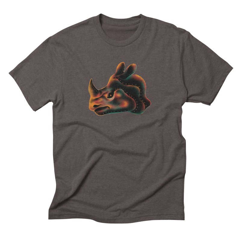 Rhino strength Men's Triblend T-Shirt by barmalisiRTB