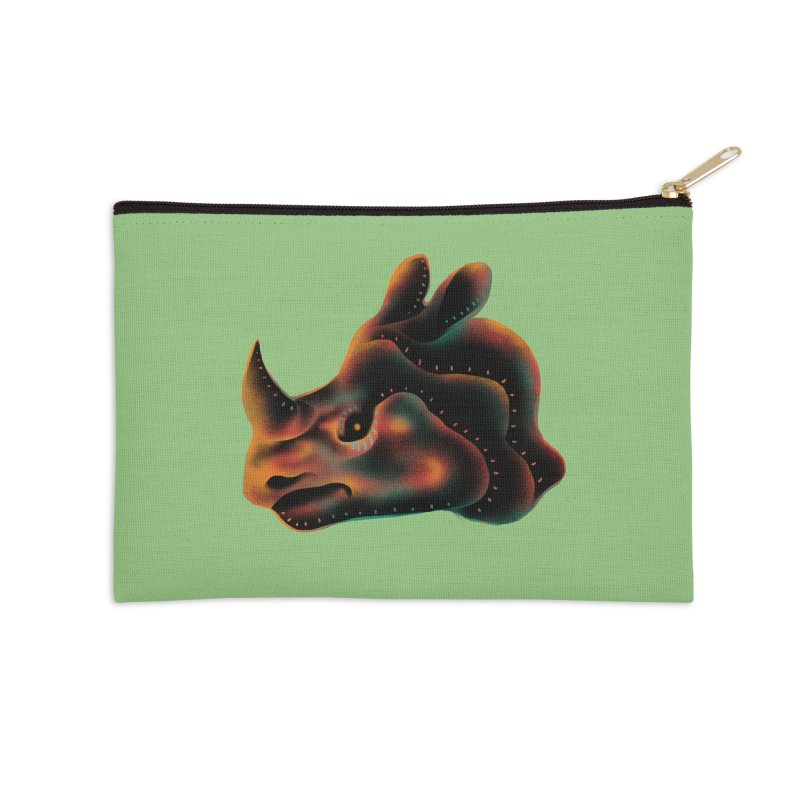 Rhino strength Accessories Zip Pouch by barmalisiRTB
