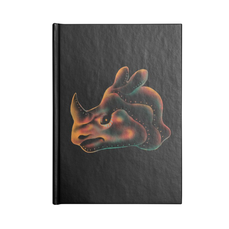 Rhino strength Accessories Blank Journal Notebook by barmalisiRTB