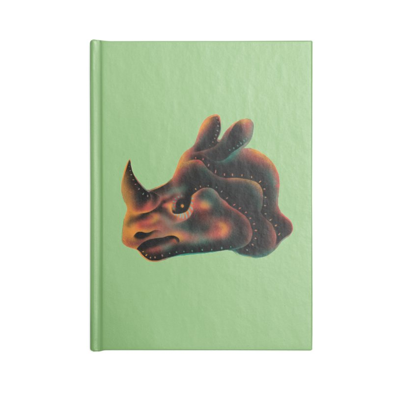 Rhino strength Accessories Notebook by barmalisiRTB
