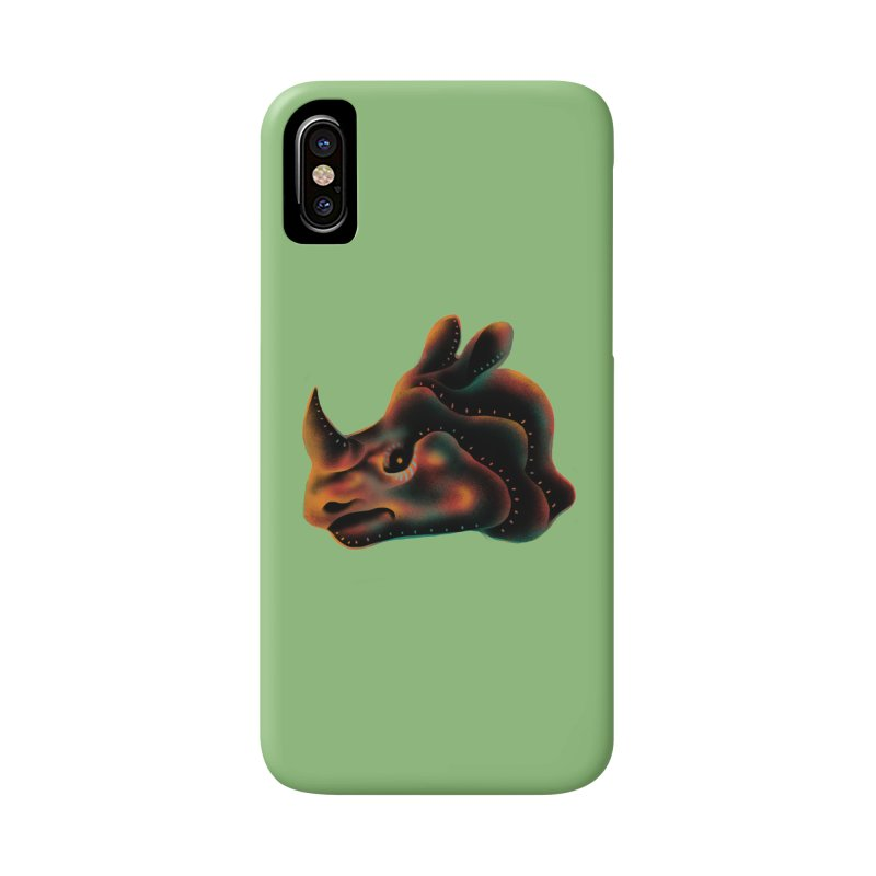 Rhino strength Accessories Phone Case by barmalisiRTB