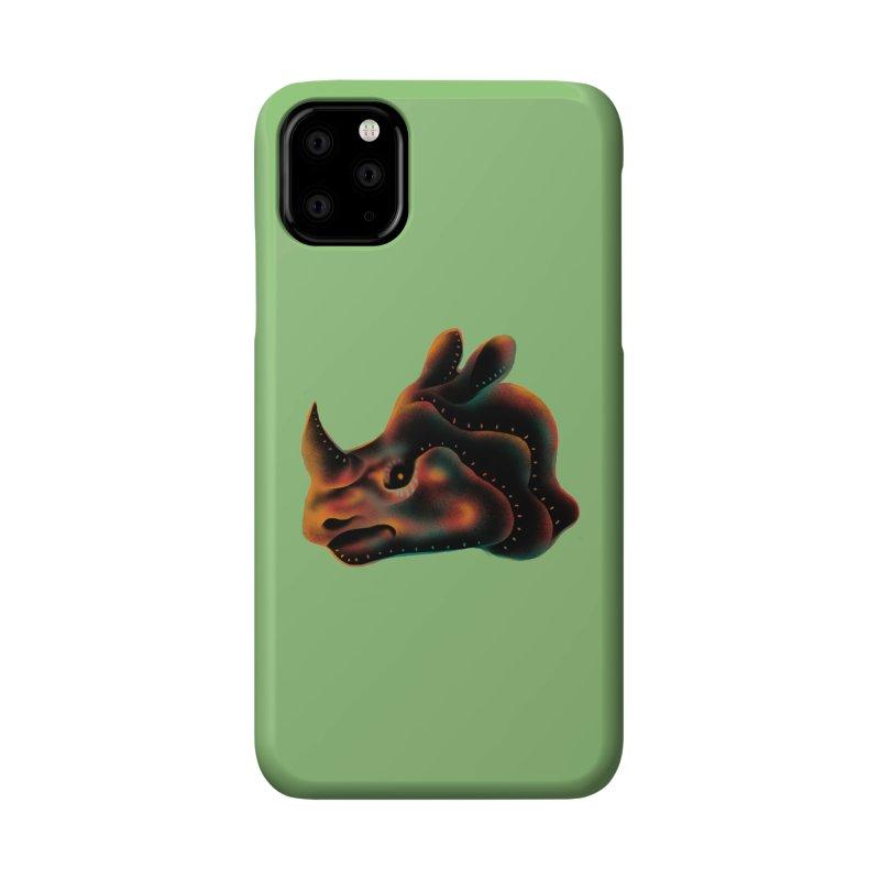 Rhino strength Accessories Phone Case by barmalisiRTB