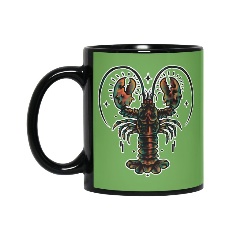 Lobster Guard Accessories Mug by barmalisiRTB