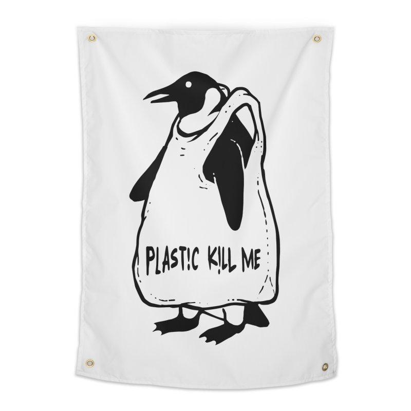 Plastic kill me Home Tapestry by barmalisiRTB