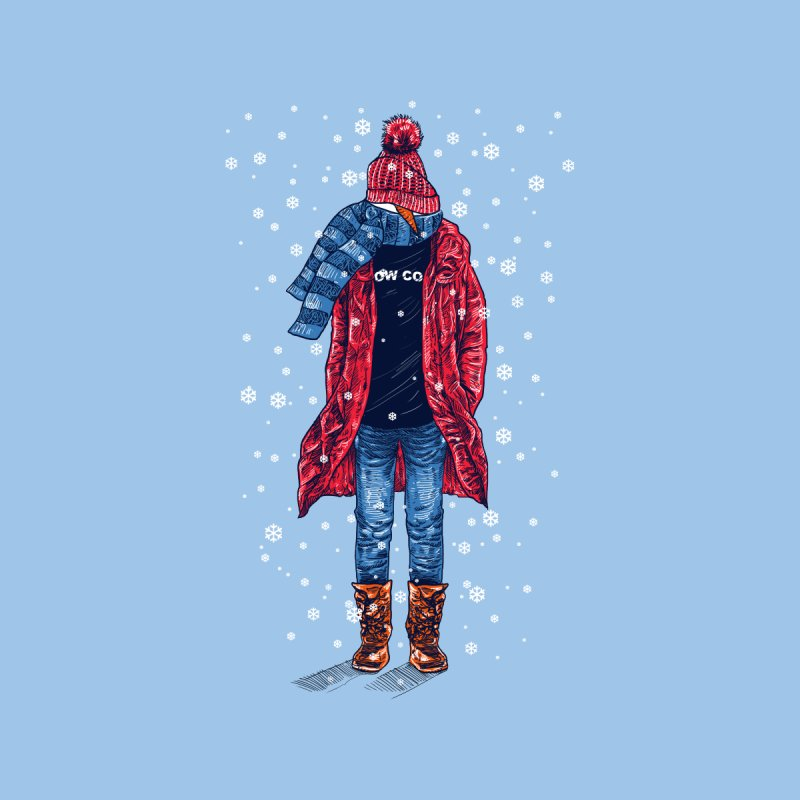 Snow Cool Women's Sweatshirt by barmalisiRTB