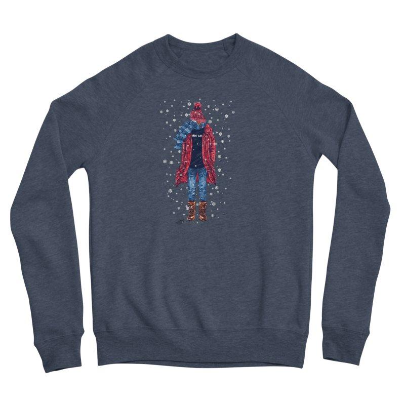 Snow Cool Women's Sponge Fleece Sweatshirt by barmalisiRTB
