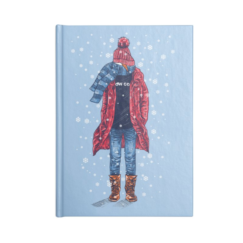 Snow Cool Accessories Notebook by barmalisiRTB