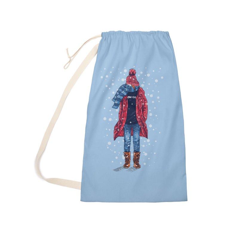 Snow Cool Accessories Bag by barmalisiRTB
