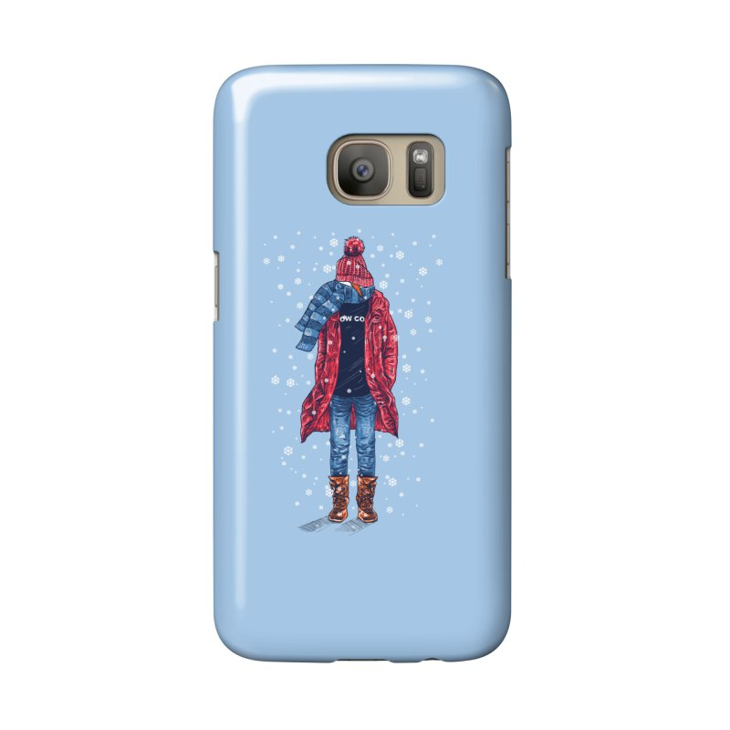 Snow Cool Accessories Phone Case by barmalisiRTB