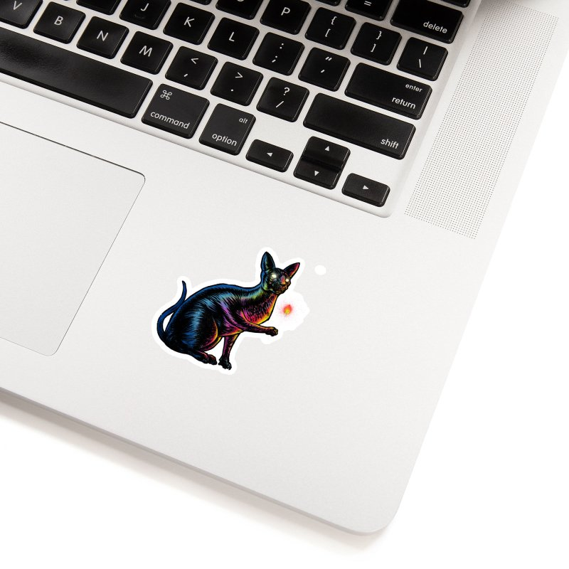 Mystery of Sphynx Accessories Sticker by barmalisiRTB