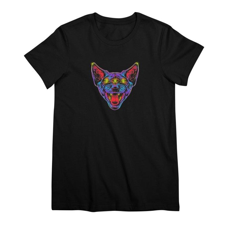 Muy enojado Women's Premium T-Shirt by barmalisiRTB