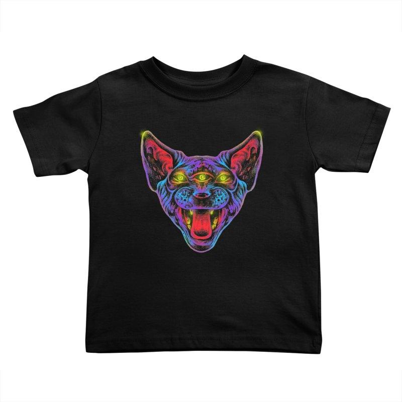 Muy enojado Kids Toddler T-Shirt by barmalisiRTB