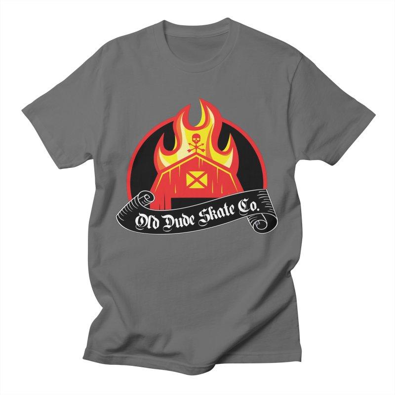 ODS Barn Burner Men's T-Shirt by Drew's Barn Burner Shop