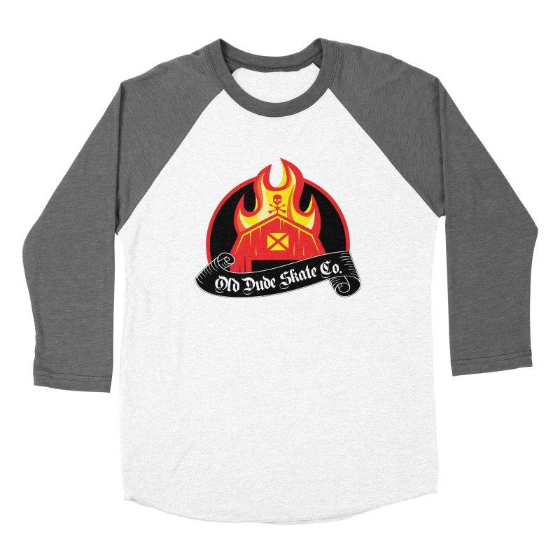 ODS Barn Burner Women's Longsleeve T-Shirt by Drew's Barn Burner Shop