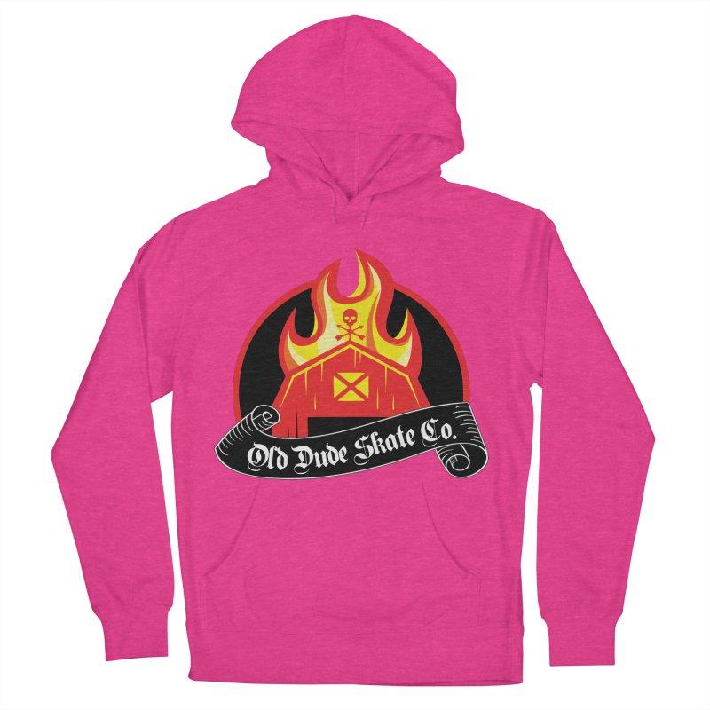 ODS Barn Burner Women's Pullover Hoody by Drew's Barn Burner Shop