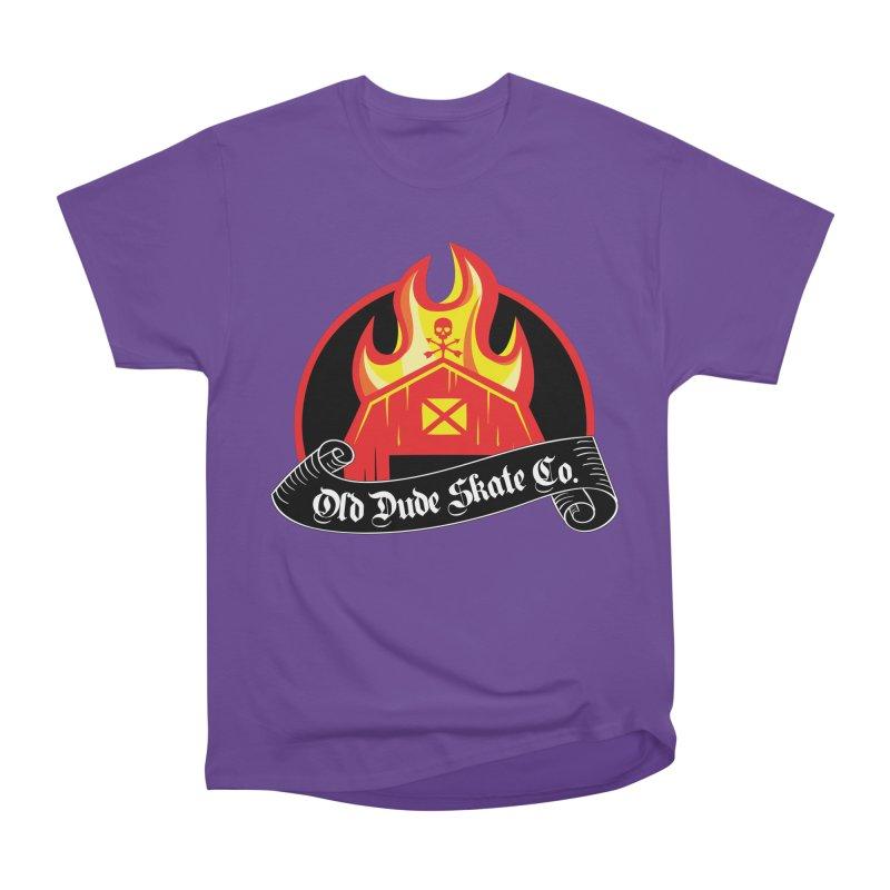 ODS Barn Burner Women's Classic Unisex T-Shirt by Drew's Barn Burner Shop