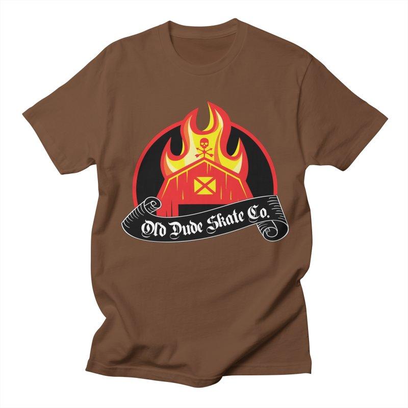 ODS Barn Burner Women's Unisex T-Shirt by Drew's Barn Burner Shop