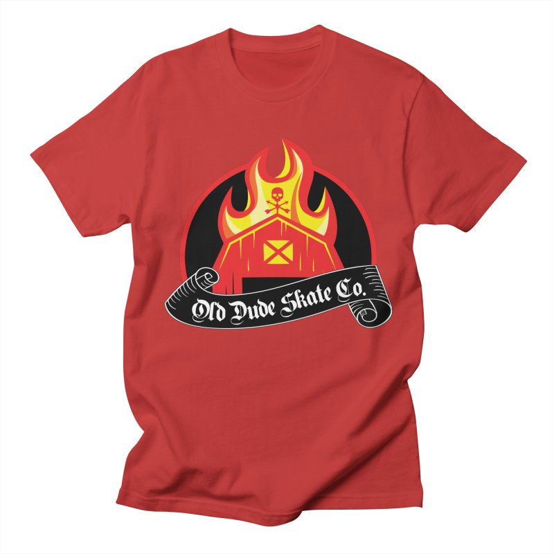 ODS Barn Burner Women's Regular Unisex T-Shirt by Drew's Barn Burner Shop