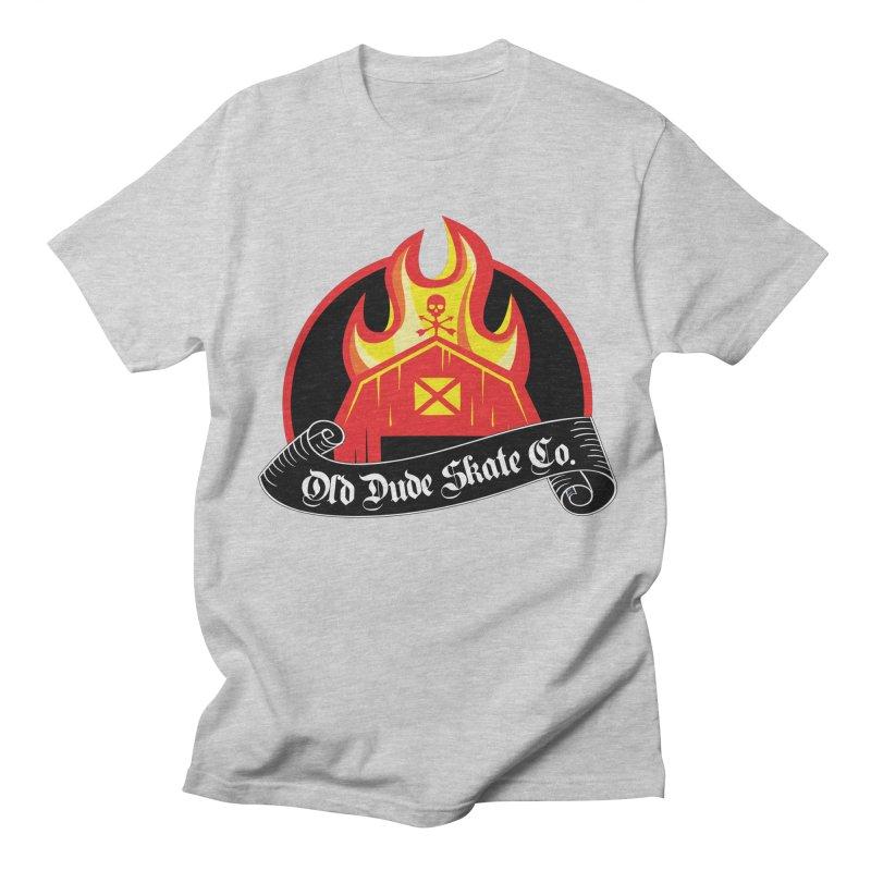 ODS Barn Burner Women's Regular Unisex T-Shirt by Drew's Barn Burner Shop