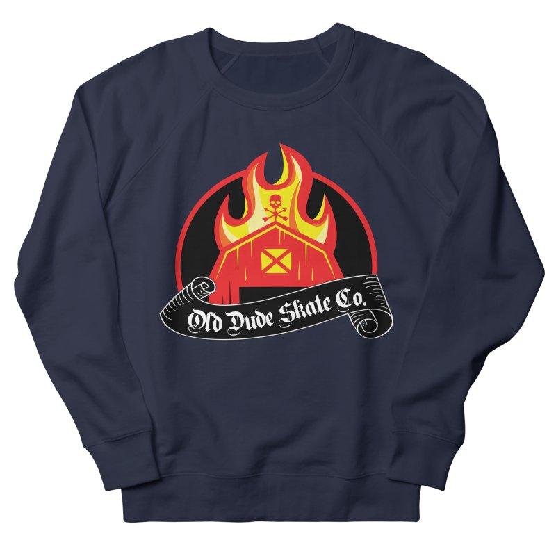 ODS Barn Burner Women's French Terry Sweatshirt by Drew's Barn Burner Shop
