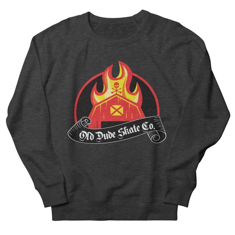 ODS Barn Burner Men's Sweatshirt by Drew's Barn Burner Shop
