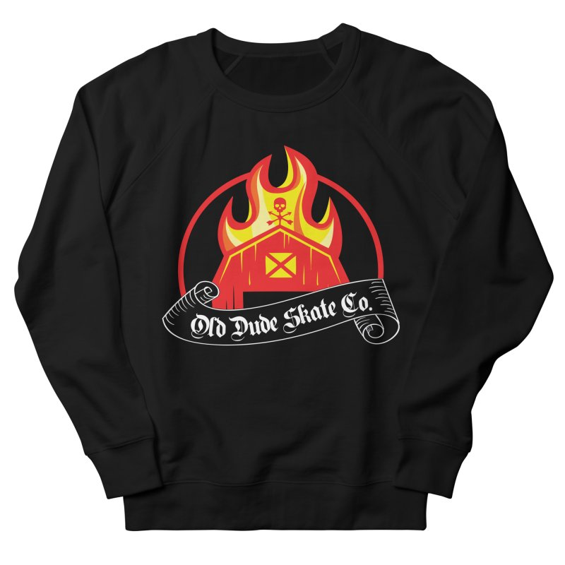 ODS Barn Burner Men's French Terry Sweatshirt by Drew's Barn Burner Shop
