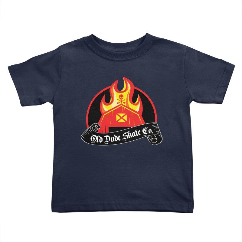 ODS Barn Burner Kids Toddler T-Shirt by Drew's Barn Burner Shop