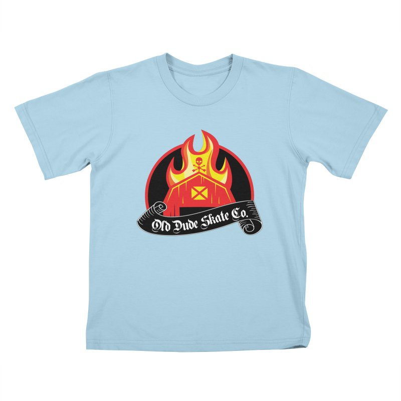 ODS Barn Burner Kids T-Shirt by Drew's Barn Burner Shop