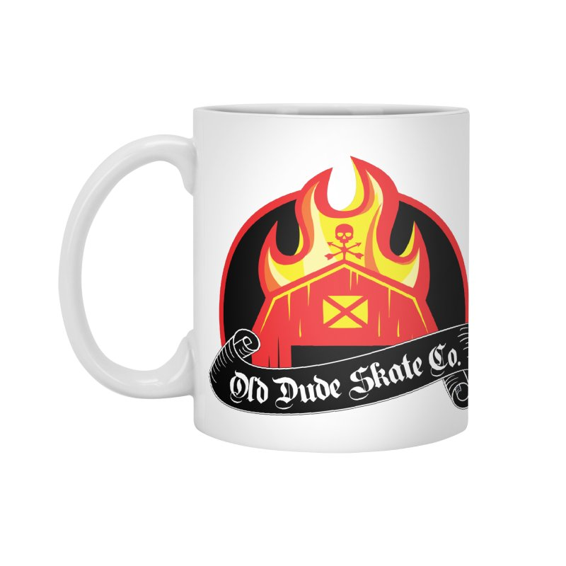 ODS Barn Burner Accessories Mug by Drew's Barn Burner Shop
