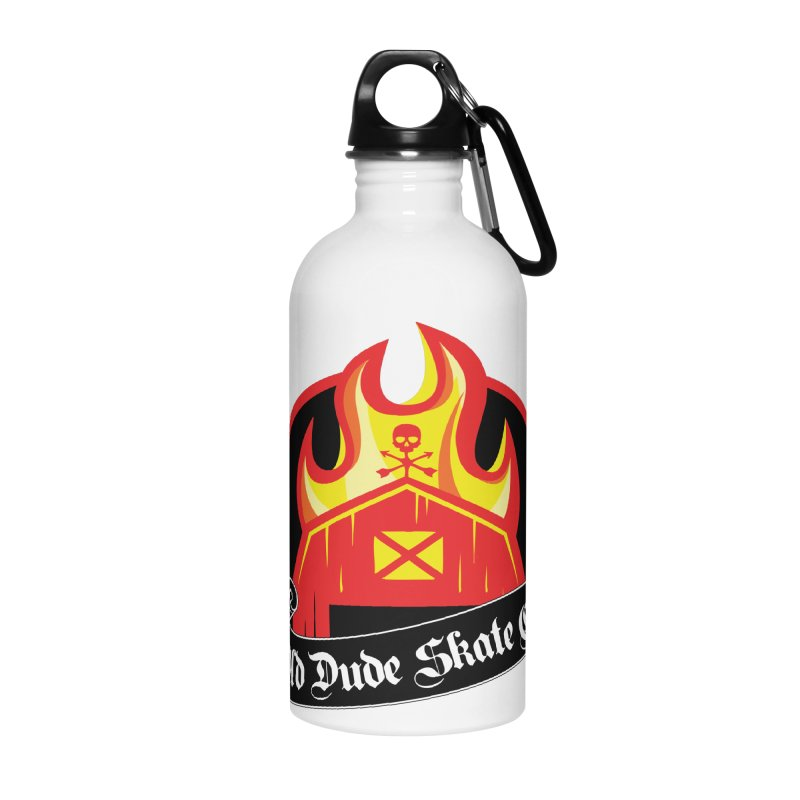 ODS Barn Burner Accessories Water Bottle by Drew's Barn Burner Shop