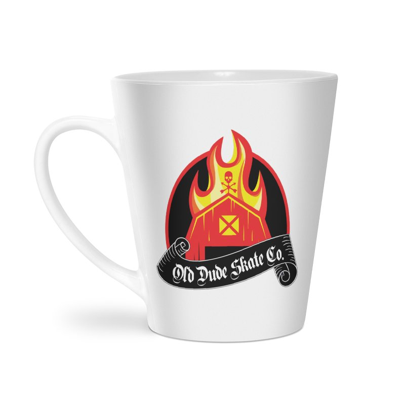 ODS Barn Burner Accessories Latte Mug by Drew's Barn Burner Shop