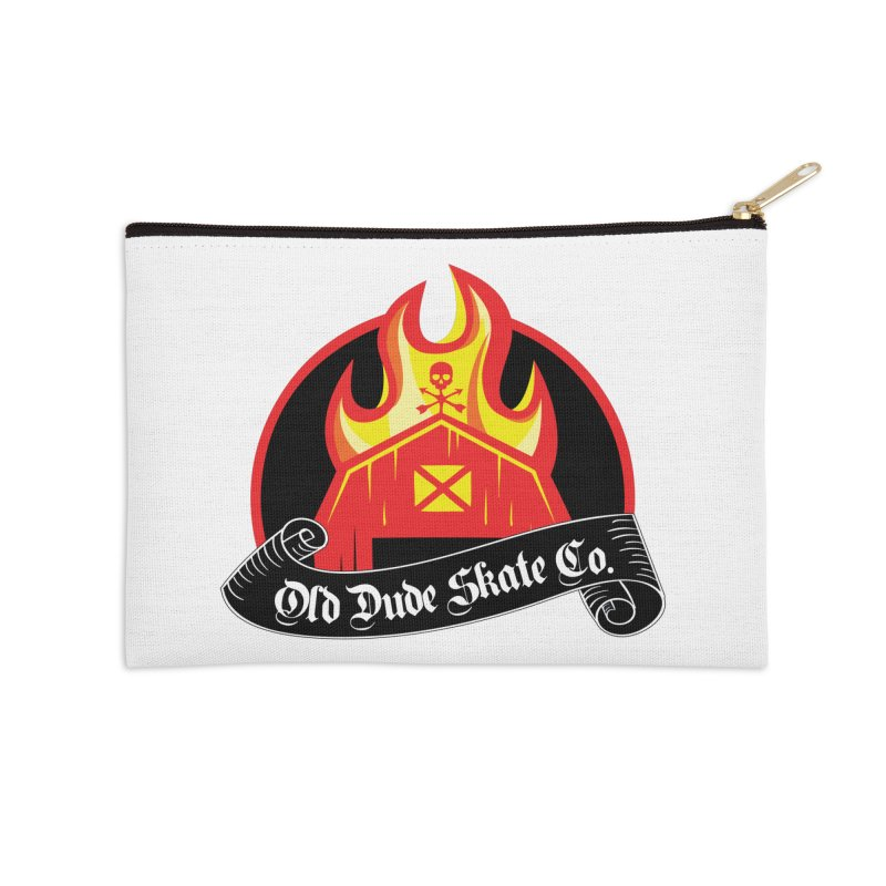 ODS Barn Burner Accessories Zip Pouch by Drew's Barn Burner Shop