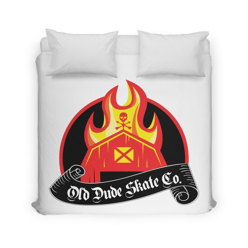 ODS Barn Burner Home Duvet by Drew's Barn Burner Shop