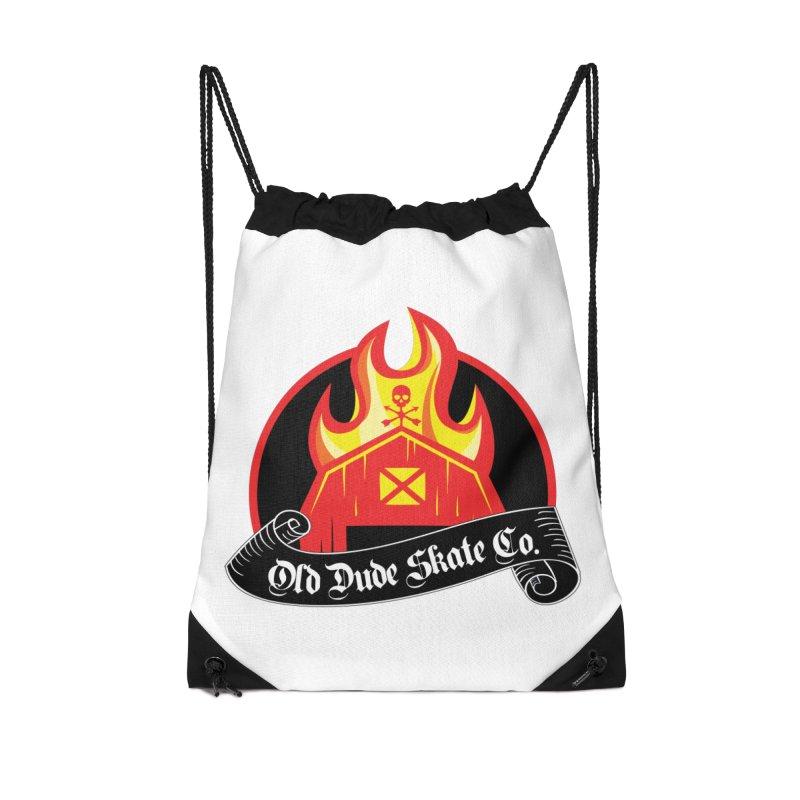 ODS Barn Burner Accessories Drawstring Bag Bag by Drew's Barn Burner Shop