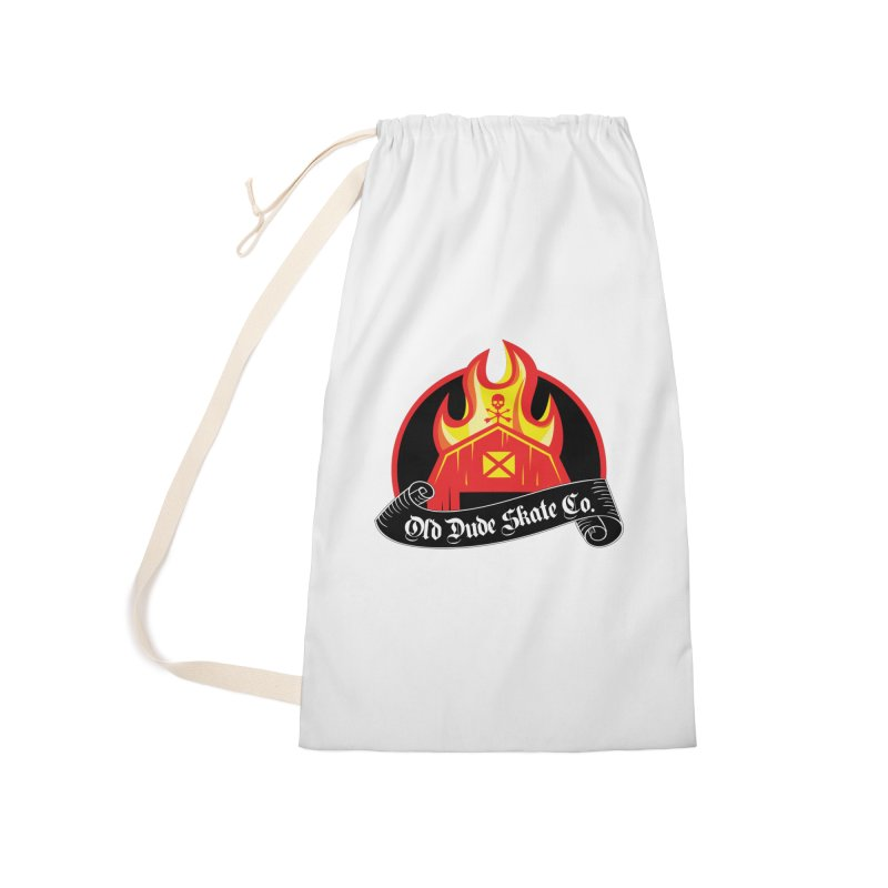 ODS Barn Burner Accessories Laundry Bag Bag by Drew's Barn Burner Shop