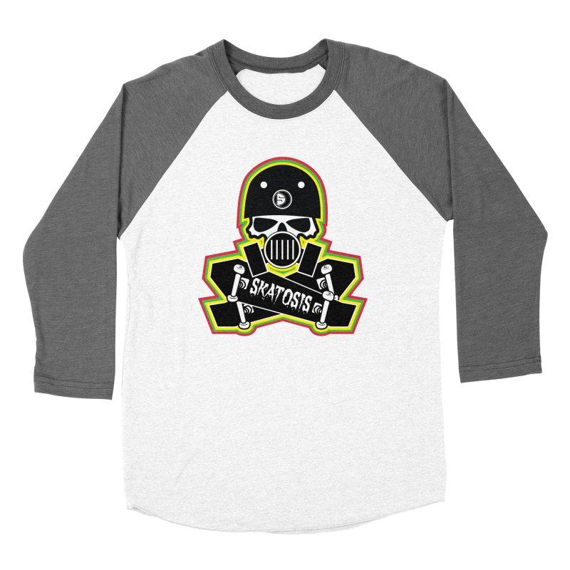 SKATOSIS Women's Longsleeve T-Shirt by Drew's Barn Burner Shop