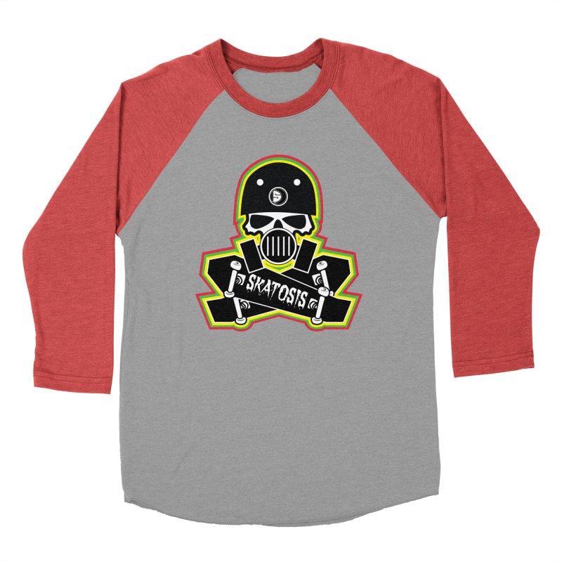 SKATOSIS Men's Longsleeve T-Shirt by Drew's Barn Burner Shop