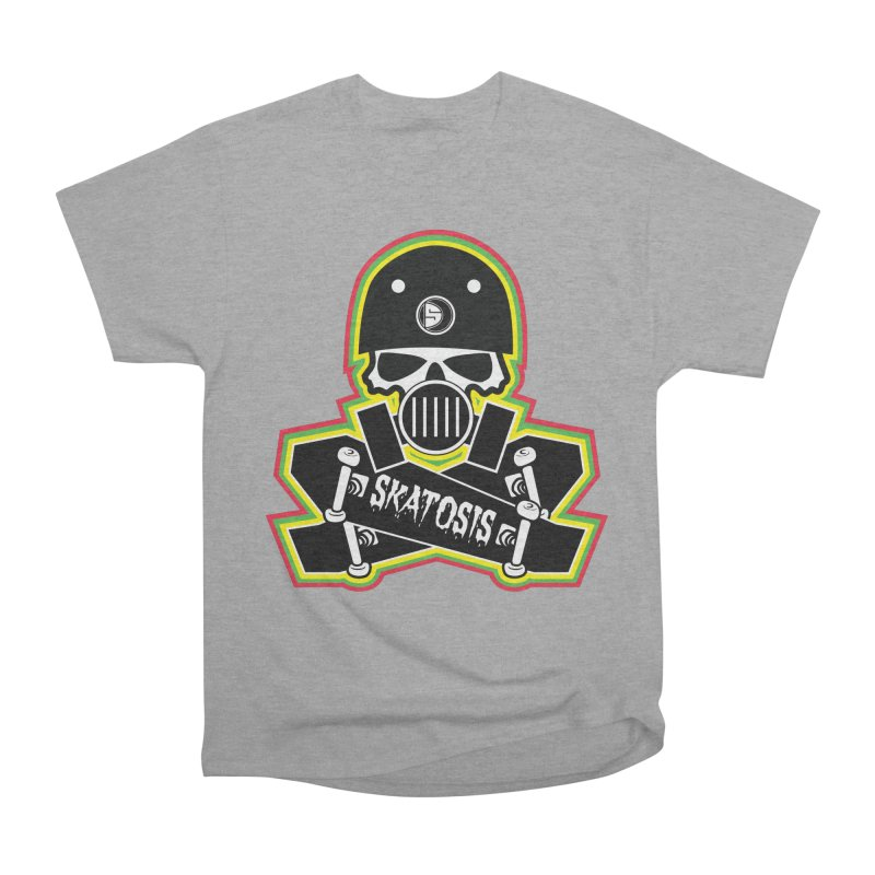 SKATOSIS Women's Classic Unisex T-Shirt by Drew's Barn Burner Shop