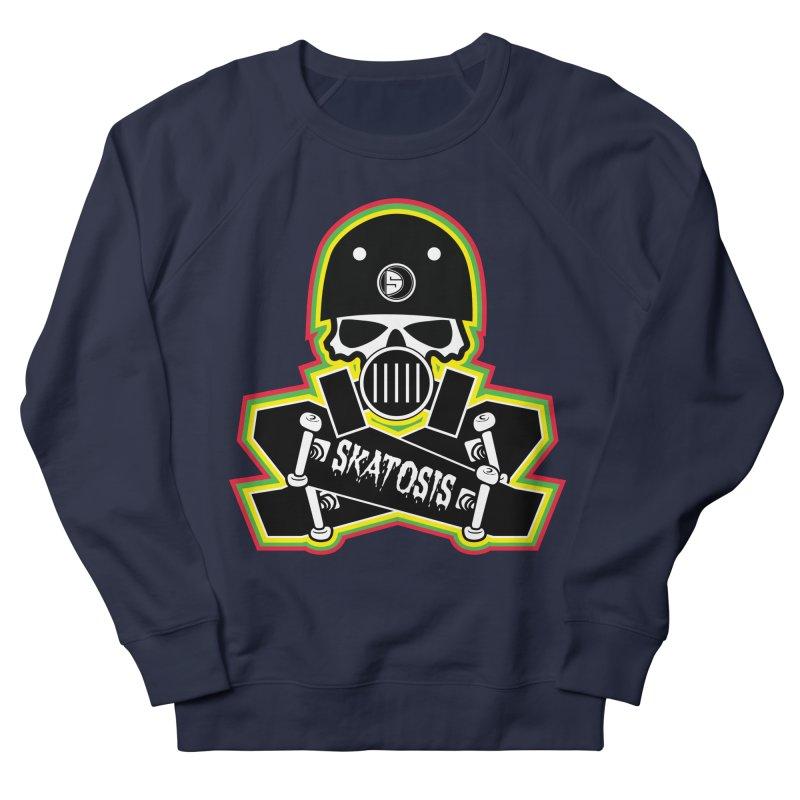 SKATOSIS Men's Sweatshirt by Drew's Barn Burner Shop