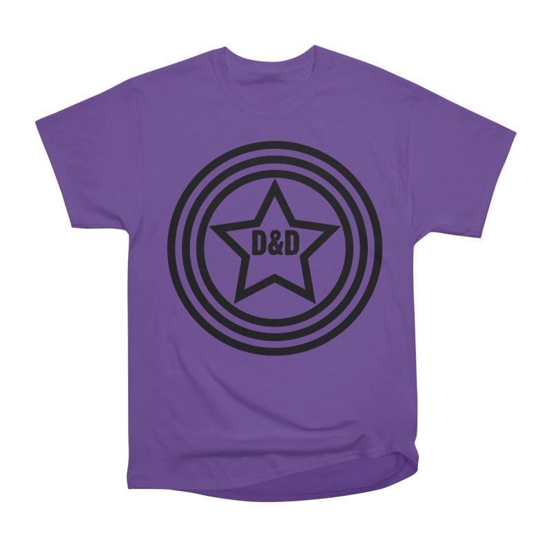 D&D - Dawn & Drew Star logo Women's Classic Unisex T-Shirt by Drew's Barn Burner Shop