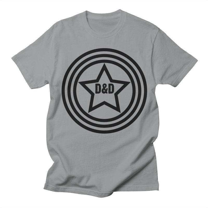 D&D - Dawn & Drew Star logo Women's Unisex T-Shirt by Drew's Barn Burner Shop